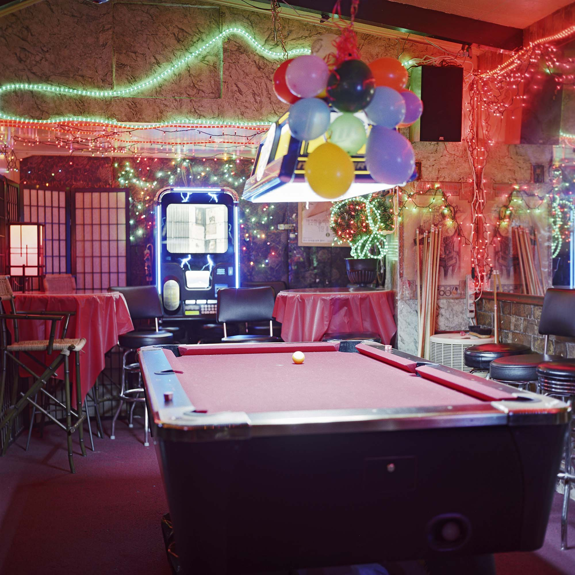 Portrait of a Dive Bar