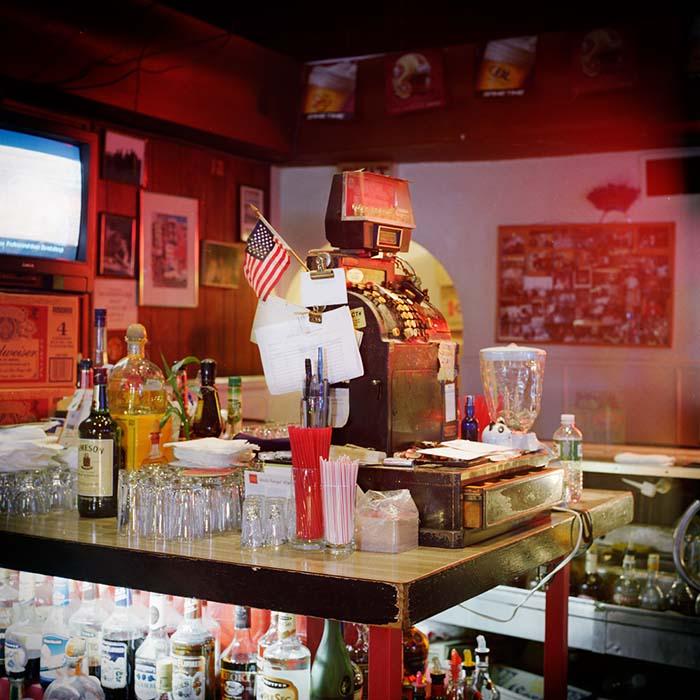 San Francisco Dive Bar Photography