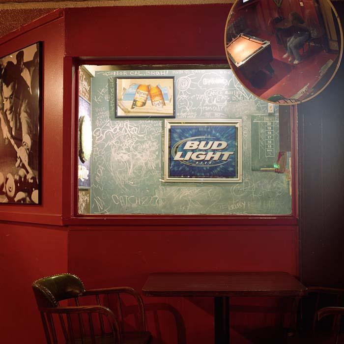 Mathew Scott, San Francisco Dive Bars