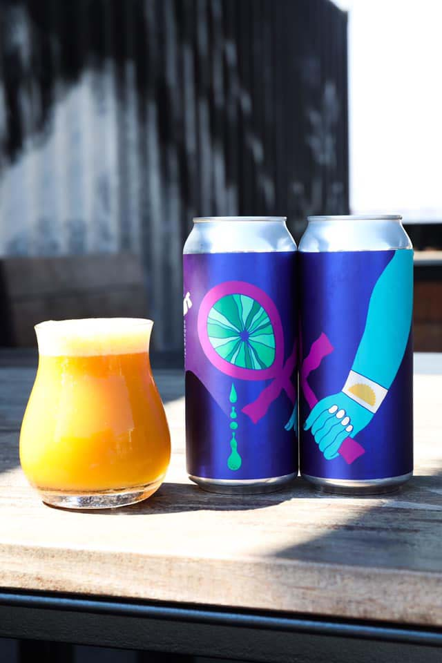 The Veil x Omnipollo, Tefnut (Apricot + Passionfruit)