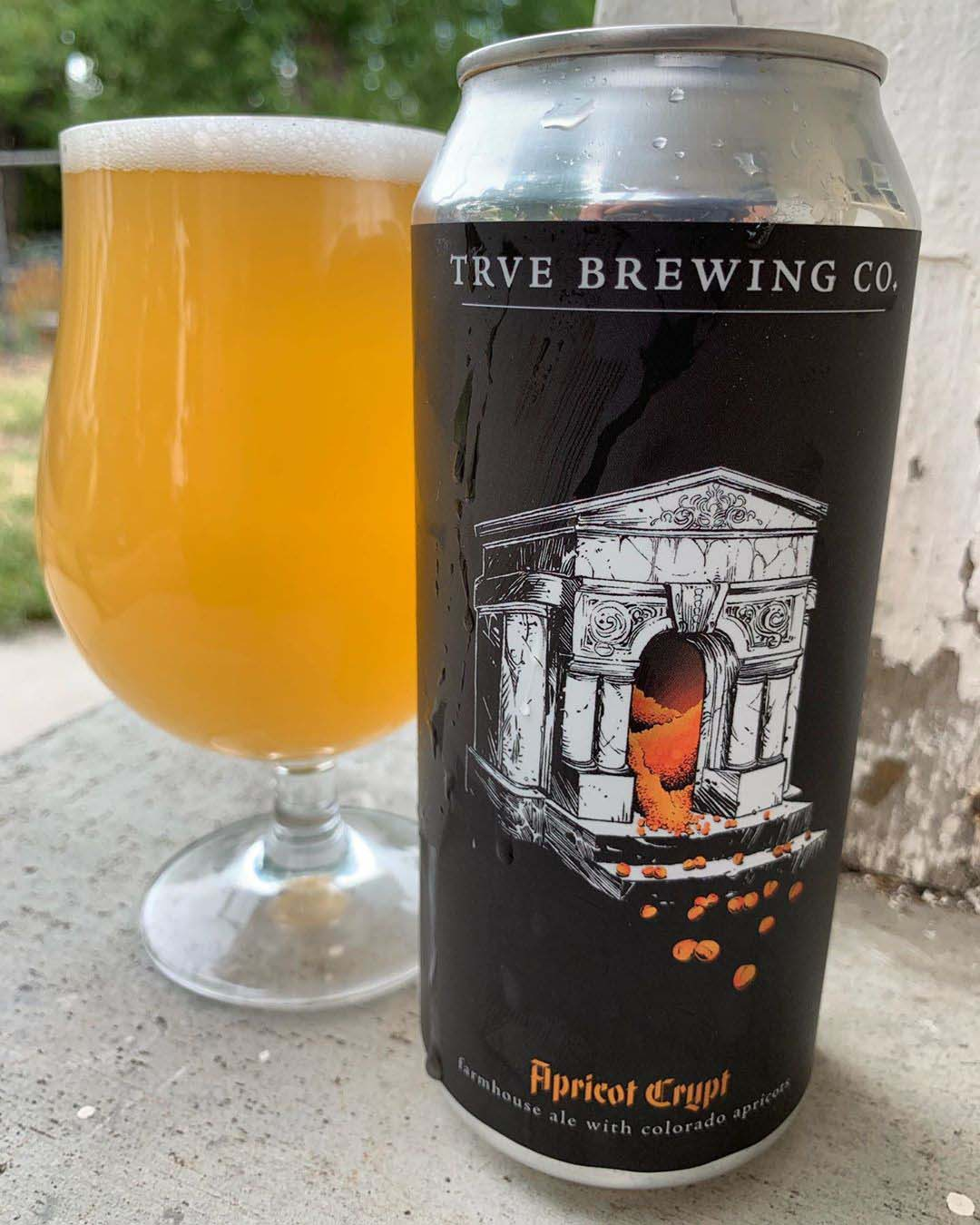 TRVE Brewing, Apricot Crypt