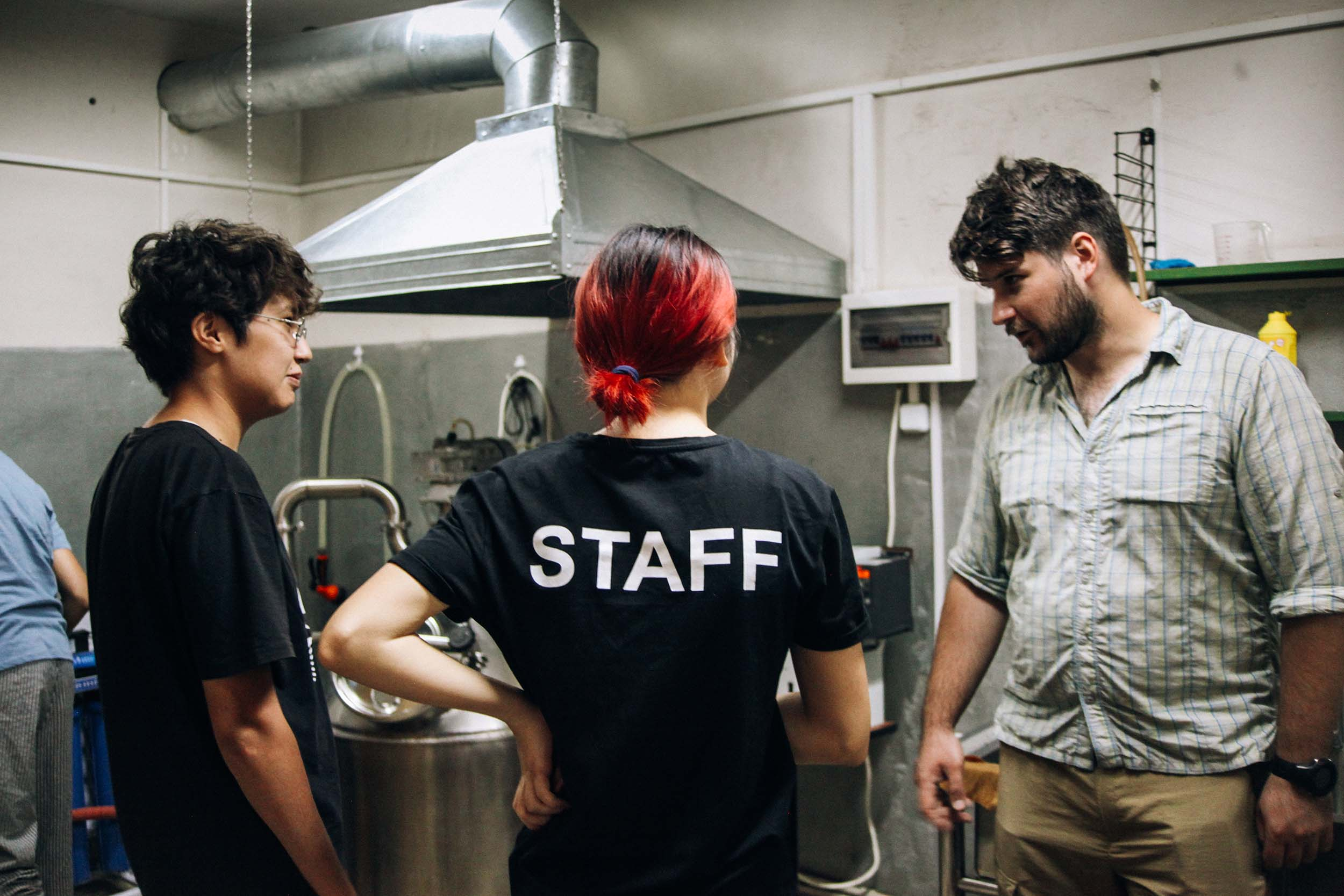 Brewing at Kyrgyzstan's all-female microbrewery