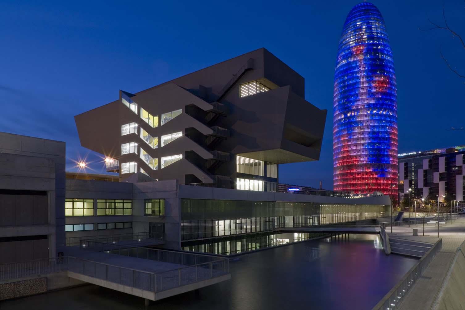 Edifici Dissseny Hub Barcelona, seu del Museu del Disseny