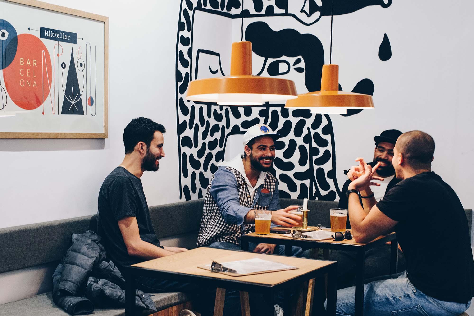 Barcelona craft beer guide: Mikkeller Bar Barcelona