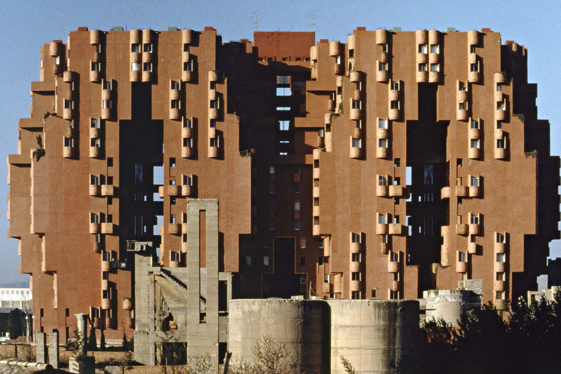Walden 7 © Ricardo Bofill Taller De Arquitectura