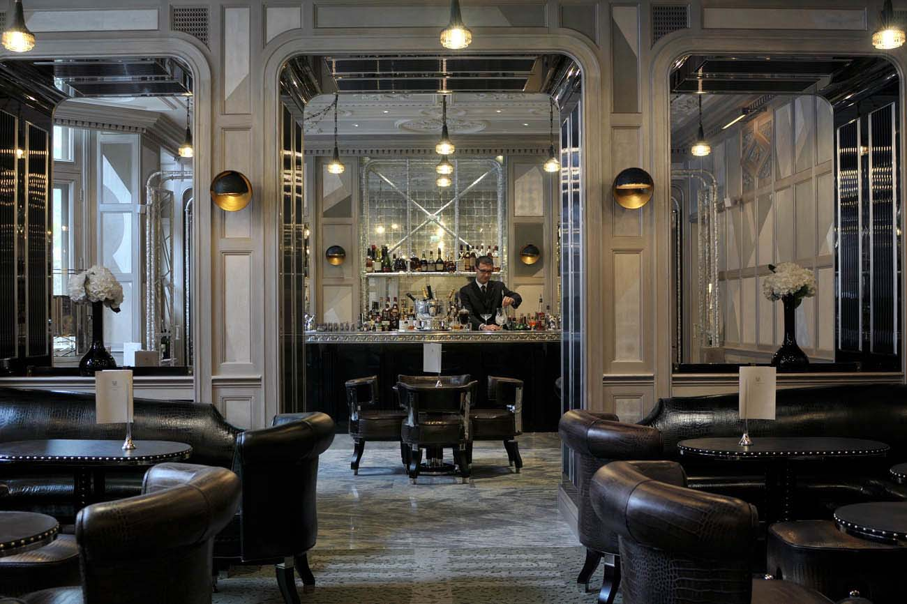 Connaught Bar, London