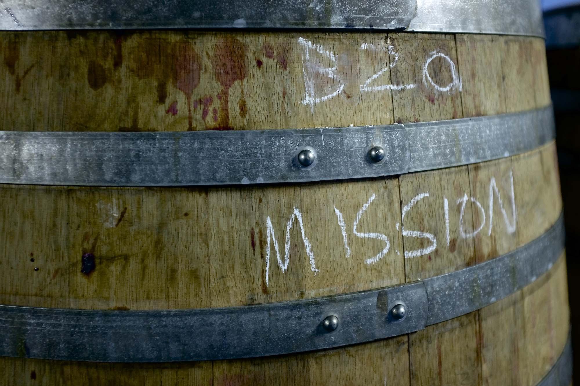 Mission Wine