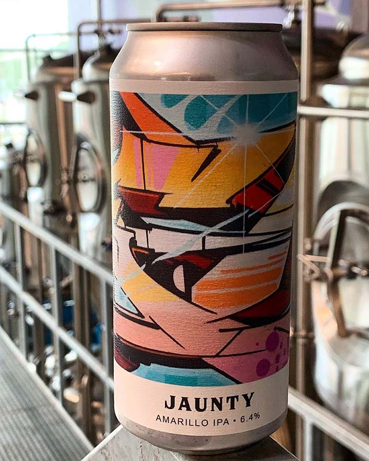 Broaden & Build, Jaunty Amarillo IPA