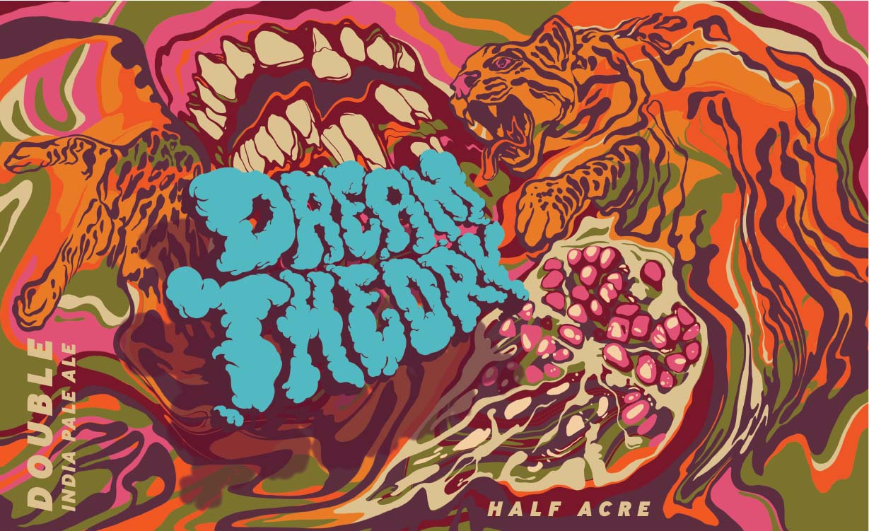 Half Acre Beer, Dream Theory