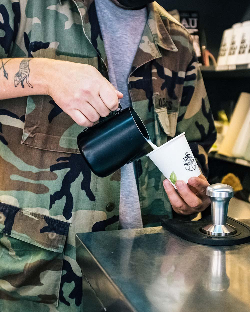 News & Coffee Francesc Macià